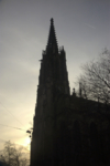 Church spire