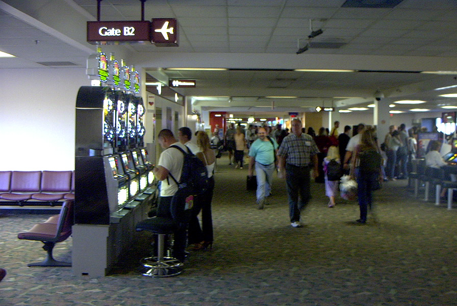 Reno/Tahoe International Airport, NV