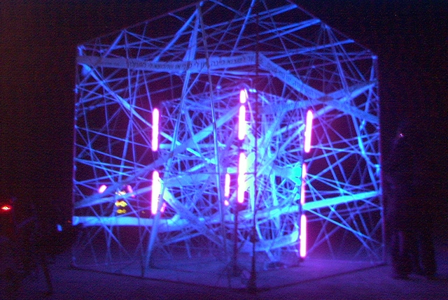 Blacklight installation