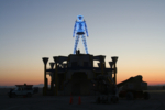 Highlight for Album: Burning Man 2006: The Future