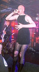 Rammstein & KMFDM at Liberty Lunch, 12/05/97